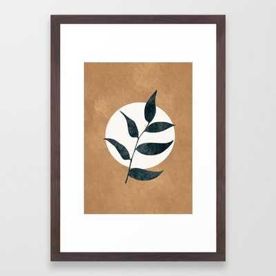 Little Moonlight III Framed Art Print - Society6