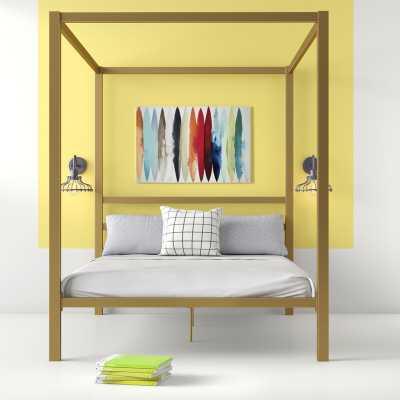 Dubay Canopy Bed - Wayfair