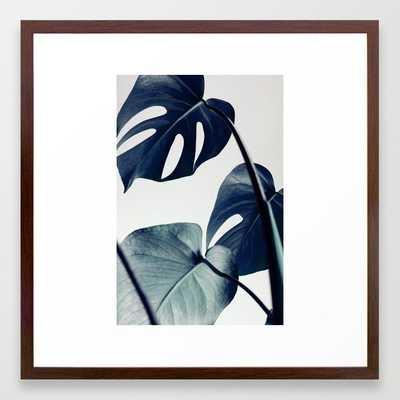 Botanical Vibes II FRAMED ART PRINT - Society6
