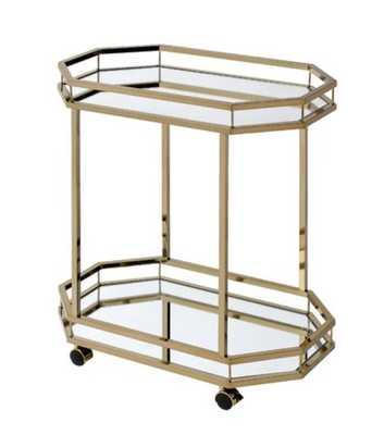 Deschenes Bar Cart - AllModern