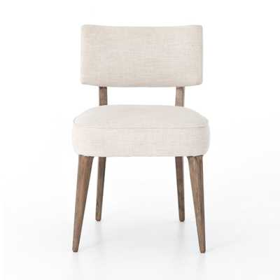 Orville Dining Chair in Various Colors - Burke Decor