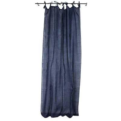 Prague Solid Color Sheer Curtain - Wayfair