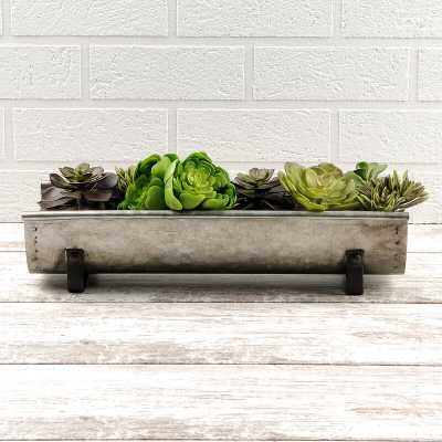 Container Metal Planter Box - Wayfair