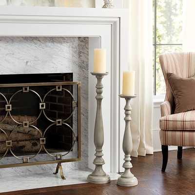 Oversized Candlesticks_large - Ballard Designs