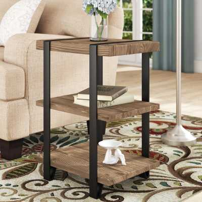 Bosworth End Table - Wayfair