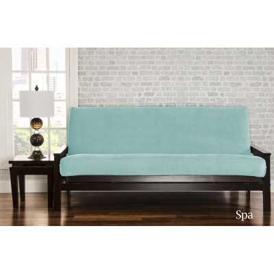 Sierocka Box Cushion Futon Slipcover - Wayfair