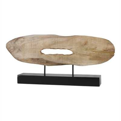 Paol Wood Sculpture - Hudsonhill Foundry