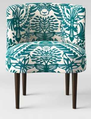 Clary Curved Back Accent Chair - Opalhouse™ - Target