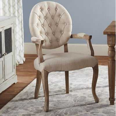 Paras Arm Chair - Wayfair