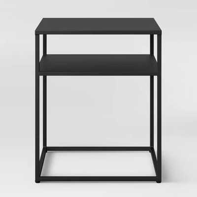 Glasgow Metal End Table Black - Project 62 - Target
