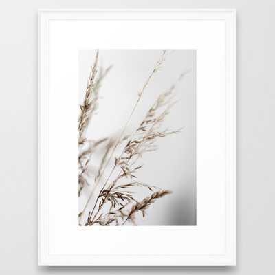 Summer Grass 2 Framed Art Print - Society6