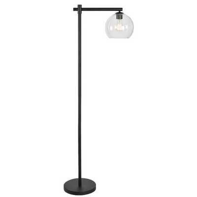 "Kinne 60"" Arched Floor Lamp - Wayfair"