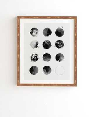 TWELVE MOONS - Wander Print Co.