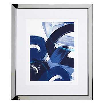 Blue On Blue 2 - Limited Edition - Z Gallerie