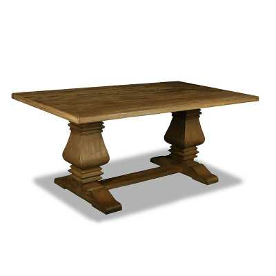 Gendreau Solid Wood Dining Table - Wayfair