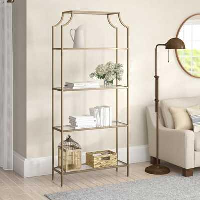 Broward Etagere Bookcase - Wayfair