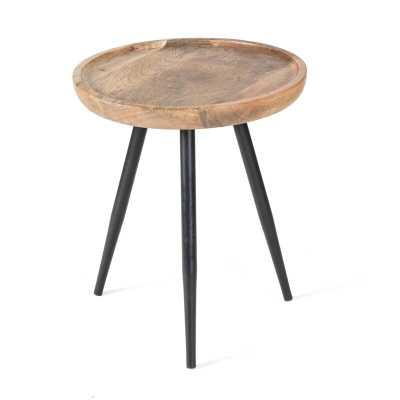 Isai 3 Legs End Table - Wayfair
