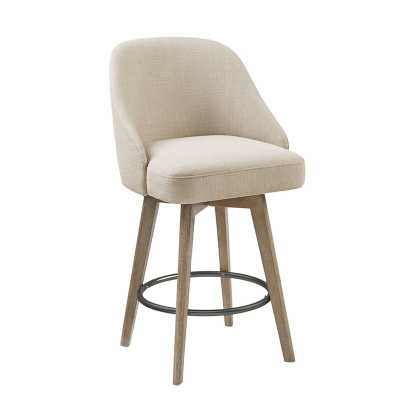 "LErmitage Swivel 25.75"" Counter Stool - Wayfair"