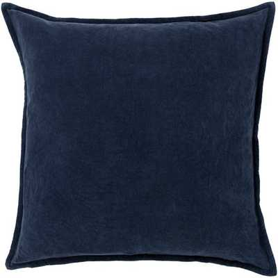 Cotton Velvet Pillow Cover (Insert Not Included) - Neva Home