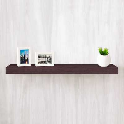 "Wall Shelf 36"" Eco Floating Display Shelf - Wayfair"