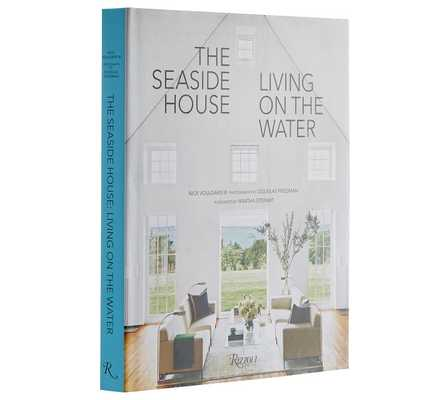 The Seaside House Coffee Table Book - Pottery Barn