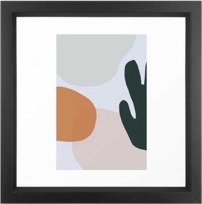 Floop 5 Framed Art Print - Society6