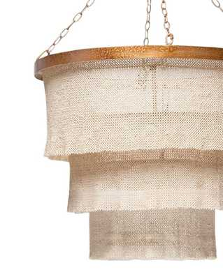 Patricia Round Chandelier - McGee & Co.