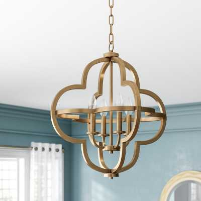 Middleton 4 - Light Unique / Statement Globe Chandelier - Wayfair
