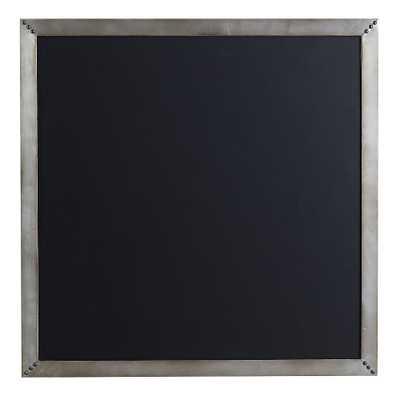 Industrial Study Wall Board, Magnetic Board, 24x24 - Pottery Barn Teen