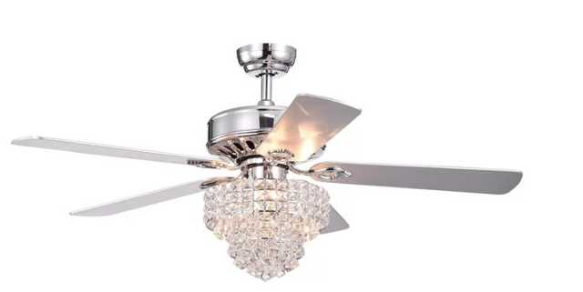 """52"""" Gale 5 Blade Ceiling Fan with Remote - Wayfair"""