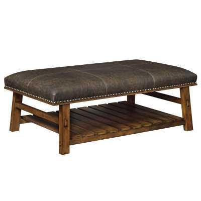 Tabron Upholstered Storage Bench - Birch Lane