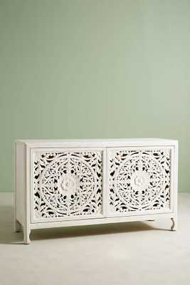 Lombok Buffet, white - Anthropologie