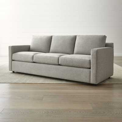 Barrett 3-Seat Track Arm Sofa - Crate and Barrel