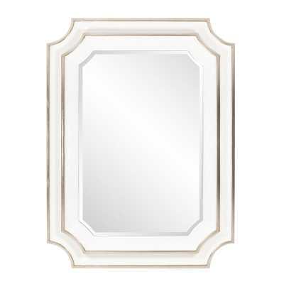 Dante Traditional Beveled Accent Mirror - Perigold