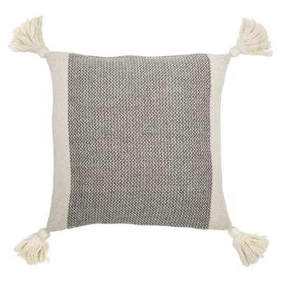 Said Square Pillow - insert included - Wayfair