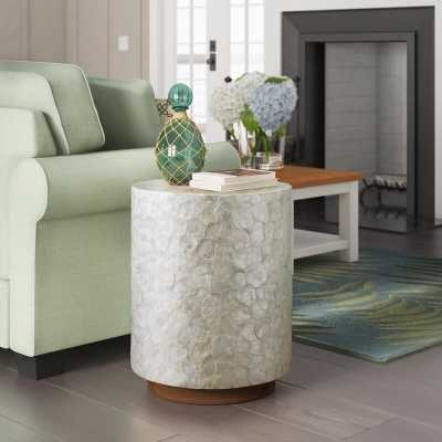 Beachcrest Home Dalvey End Table - Wayfair