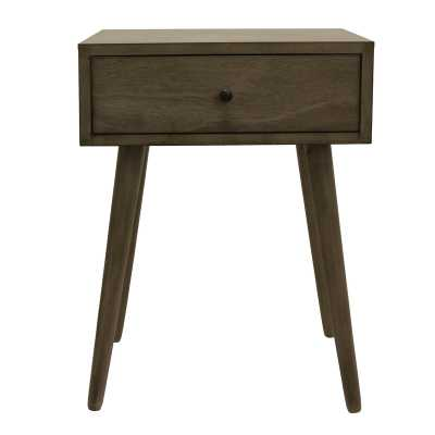 Grant End Table With Storage - Wayfair