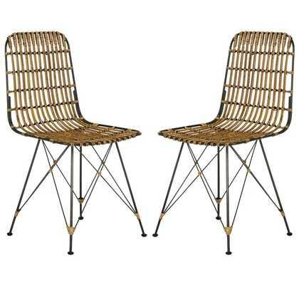 Silva Side Chair (set of 2) - AllModern