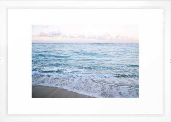 Ocean Framed Art Print - Society6