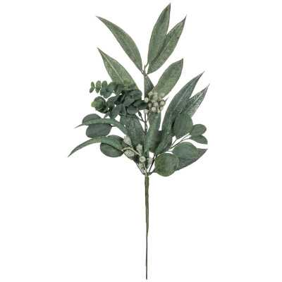 California Eucalyptus Spray Stem (set of 2) - Wayfair