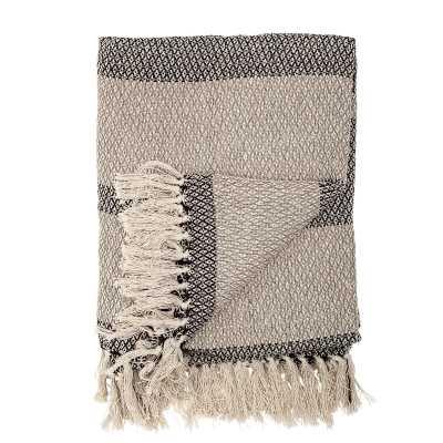 Sabatini Striped Knit Throw - Wayfair