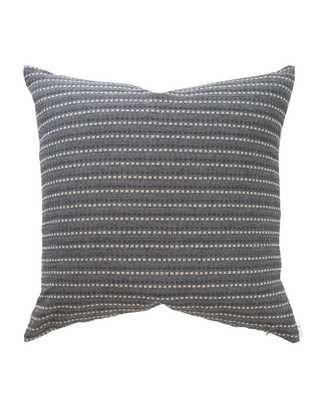 "ISOLDA PILLOW with DOWN INSERT - 20"" x 20"" - McGee & Co."