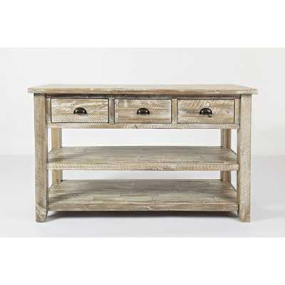 Jofran Artisans Craft Sofa Table - Hayneedle