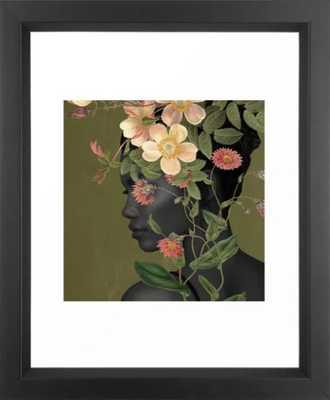 Bloom Framed Art Print - Society6