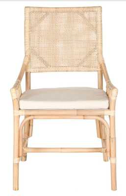 Donatella Rattan Chair - Arlo Home