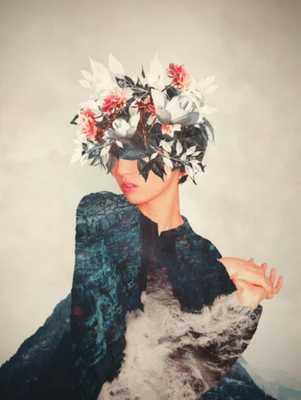 Kumiko Canvas Print - Society6