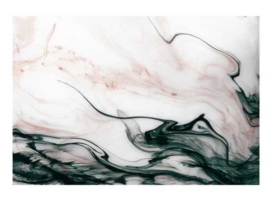 """Ethereal Flow - 54"""" x 40"""" - Unframed - Minted"""