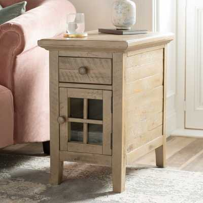 1 Drawer End Table with Storage - Wayfair