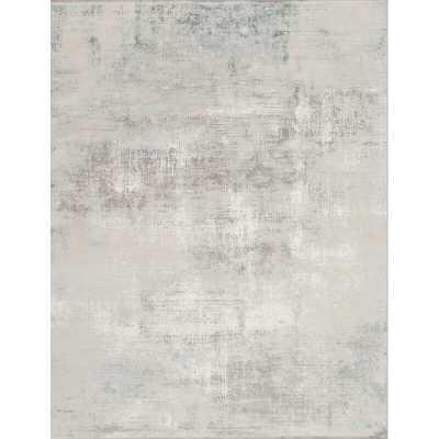 Mykonos Abstract Gray Area Rug - Perigold