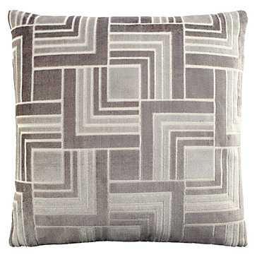 "Metro Pillow 24"" - Z Gallerie"